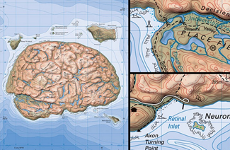 NLP mapa